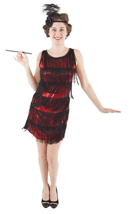 7d37b31e1d7 Kostým swing šaty dospělé CHARLESTON