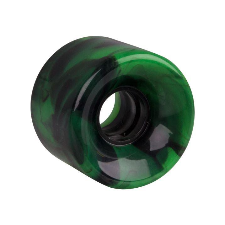 72d239e631 Kolečko na penny board 60 45 mm - žíhané Barva zelená
