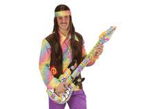 Kytara nafukovací Groovy - Karnevalové doplňky 8d01ac2a3f
