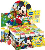 Bublifuk Mickey Mouse 60ml - Mickey - Minnie mouse - licence