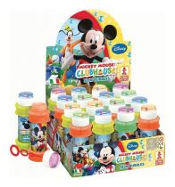 Bublifuk Maxi Mickey Mouse Bubbles 175 ml - Mickey - Minnie mouse - licence