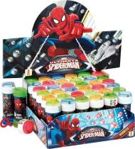 Bublifuk Spider Man 60 ml - SPIDERMAN - LICENCE