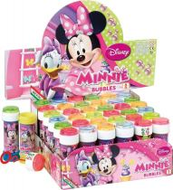 Bublifuk Minnie 60 ml - Mickey - Minnie mouse - licence