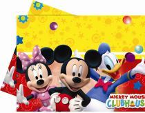 Ubrus MICKEY MOUSE - 120x180 cm - Mickey - Minnie mouse licence