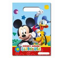 Tašky myšák MICKEY MOUSE - 6 ks - Mickey - Minnie mouse - licence