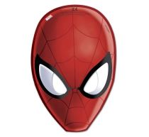 "Maska ""Ultimate SPIDERMAN"", 6 ks - SPIDERMAN - LICENCE"