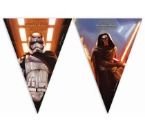 Banner -girlanda STAR WARS vlajky 2,3m - Girlandy