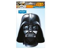 Maska celebrit - Star Wars - Darth Vader - Star Wars - licence