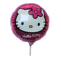 FÓLIOVÝ BALÓNEK - HELLO KITTY - Hello Kitty licence