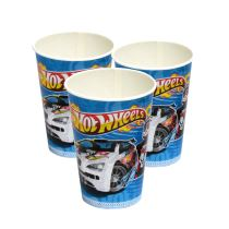 KELÍMKY 180/200ml - HOT WHEELS - Hot Wheels - licence