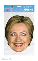 Hilary Clinton - maska celebrit - Celebrity