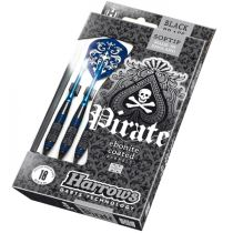 Šipky Harrows Pirate Soft 16g K Blue 3ks - Šipky soft