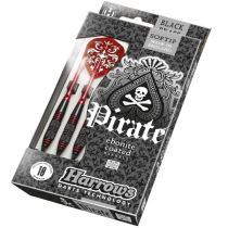 Šipky Harrows Pirate Soft 18g K Red 3ks - Šipky soft
