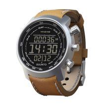 Outdoorový computer Suunto Elementum Terra N/ Brown leather - Sportovní hodinky