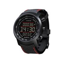 Outdoorový computer Suunto Elementum Terra N/ Black/Red leather - Sportovní hodinky