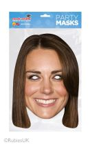 KATE MIDDLETON  -  Maska celebrit - Celebrity