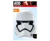Maska celebrit - Star Wars - Stormtrooper - Celebrity
