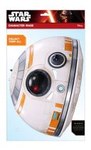 Maska celebrit - Star Wars - BB-8 - Celebrity