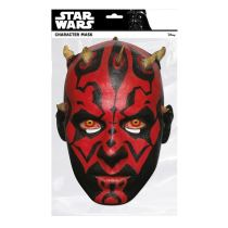 Maska celebrit - Star Wars -  Darth Maul - Celebrity
